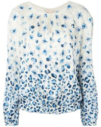 Tory Burch Printed Blouse