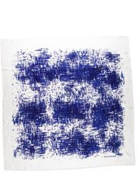 Balenciaga Abstract Print Scarf