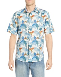 Tommy Bahama 24 Parrot Fronds Classic Fit Shirt
