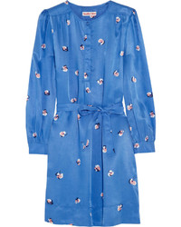 White and blue shirtdress original 10215561