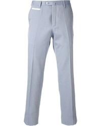Corneliani pin striped trousers medium 159037