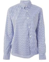 Comme Des Garcons Comme Des Garcons Comme Des Garons Comme Des Garons Striped Shirt