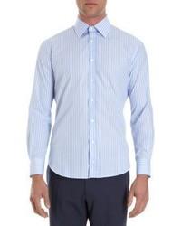 Michael Bastian Michl Bastian Triple Stripe Dress Shirt