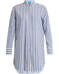 Mih jeans striped cotton shirt medium 3710209