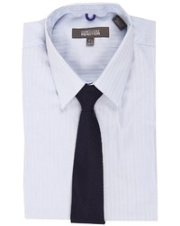 Kenneth Cole New York Wrinkle Free Slim Fit Dress Shirt