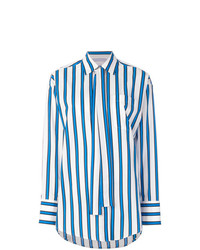 Oversize striped shirt medium 7895412