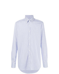 Xacus Pinstripe Button Down Shirt