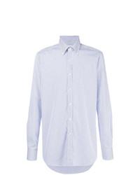 Pinstripe button down shirt medium 8387680
