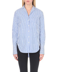 Rag & Bone Ryder Striped Cotton Shirt