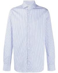 Xacus Stripe Button Down Shirt
