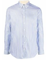 Hackett Striped Button Down Shirt
