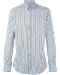 Dolce gabbana striped shirt medium 717397