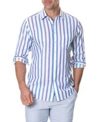 Rodd & Gunn Haymarket Regular Fit Stripe Sport Shirt