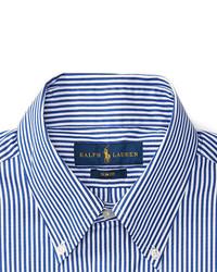 df75331c Polo Ralph Lauren Slim Fit Striped Dress Shirt, $125 | Ralph Lauren ...