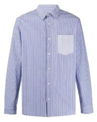 A.P.C. Slim Fit Striped Shirt