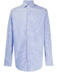 Etro Striped Fitted Shirt