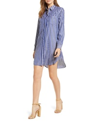 Rails Helena Stripe Shirtdress