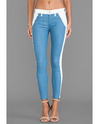 7 For All Mankind Fashion Pieced Skinny