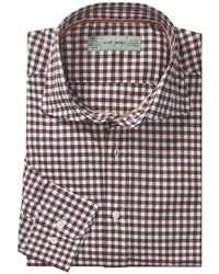Hilton Scott James Gingham Sport Shirt Long Sleeve