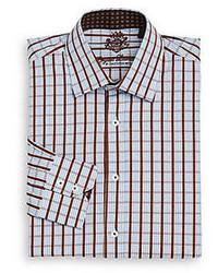 English laundry plaid dress shirt medium 46425