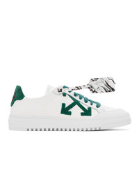 Off-White Green 20 Sneakers