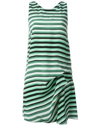 Kenzo breton striped dress medium 256768