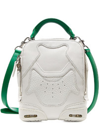 Small sneakers leather shoulder bag medium 175752