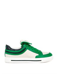 Marc by Marc Jacobs Cute Kicks Leather Trainers