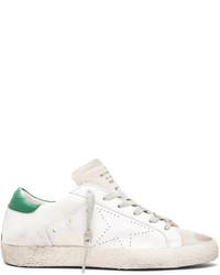 Golden Goose Deluxe Brand Golden Goose Superstar Low Top Leather Sneakers