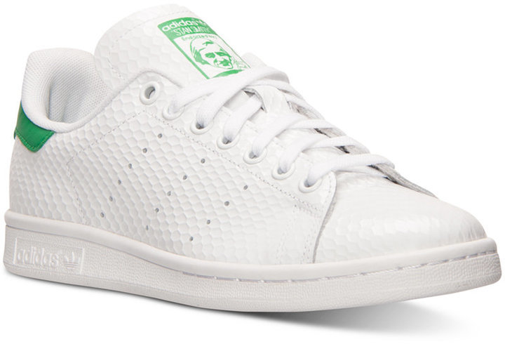 adidas Originals Stan Smith Casual Sneakers From Finish Line