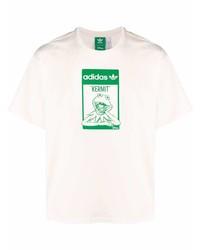 adidas Kermitt Organic Cotton T Shirt