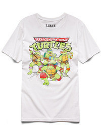 Forever 21 Ninja Turtles Graphic Tee