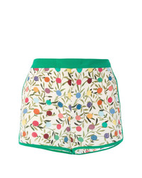 RED Valentino Fitted Printed Shorts