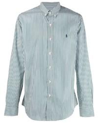 Ralph Lauren Pinstripe Long Sleeved Shirt