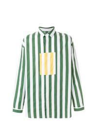 Sunnei Pocket Pannel Shirt