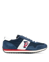 Polo Ralph Lauren Lace Up Logo Sneakers