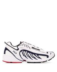 MSGM X Fila Low Top Sneakers