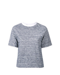 JULIEN DAVID Crewneck T Shirt