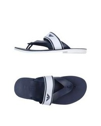 Armani Jeans Flip Flops Clog Sandals Item 44614651