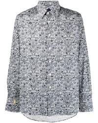 Billionaire Milano Casin Long Sleeved Shirt