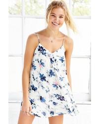 Urban outfitters love sadie floral swing dress medium 268684