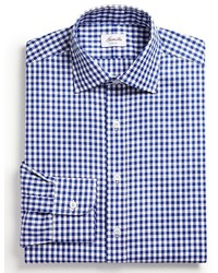 Hamilton Exploded Gingham Check Oxford Dress Shirt Classic Fit Bloomingdales