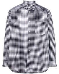 Comme Des Garcons SHIRT Comme Des Garons Shirt Gingham Check Print Cotton Shirt