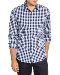 Rodd & Gunn Dixon Road Regular Fit Long Sleeve Check Button Up Shirt