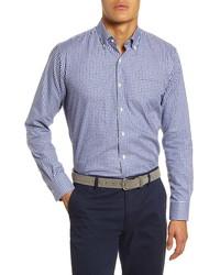 Peter Millar Gearheart Check Shirt