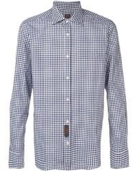 Mp Massimo Piombo Gingham Check Shirt