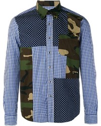 Sophnet Multi Mix Long Sleeve Shirt