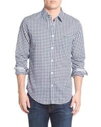 Lacoste Trim Fit Cotton Voile Woven Shirt
