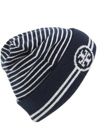 Tory Burch Reversible Knit Beanie