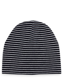 Reversible wool beanie hat medium 346795